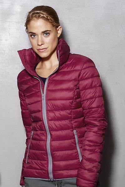 Active Padded Jacket Donna